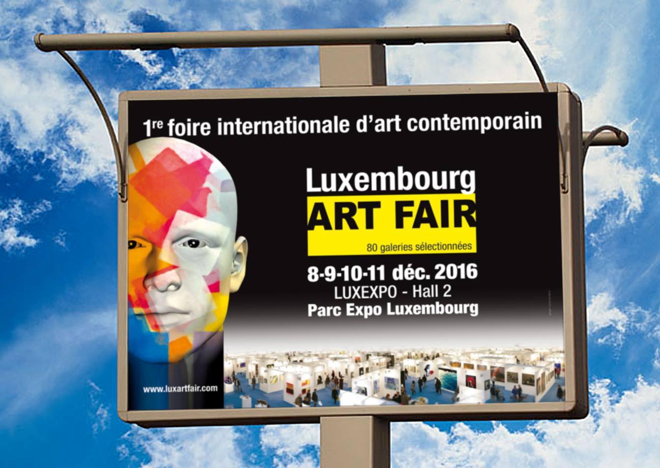 premiére foire internationale d art contemporain a luxembourg